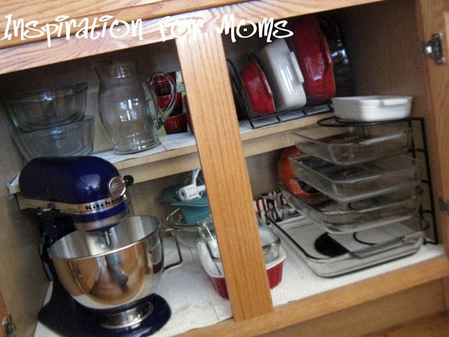 glass bakeware organization (6)