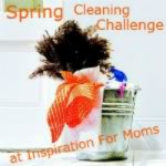 April Spring Cleaning Challenge
