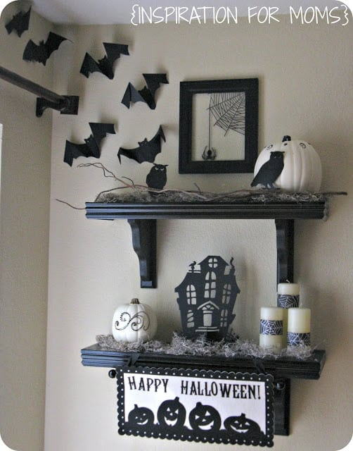 Black and White Wall Decor by Inspiration for Moms