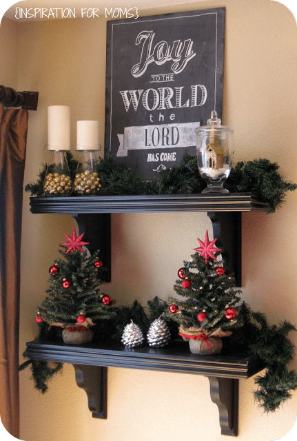 How To Decorate An Entryway For Great First Impressions: DIY Chalkboard Signs (Tutorial)