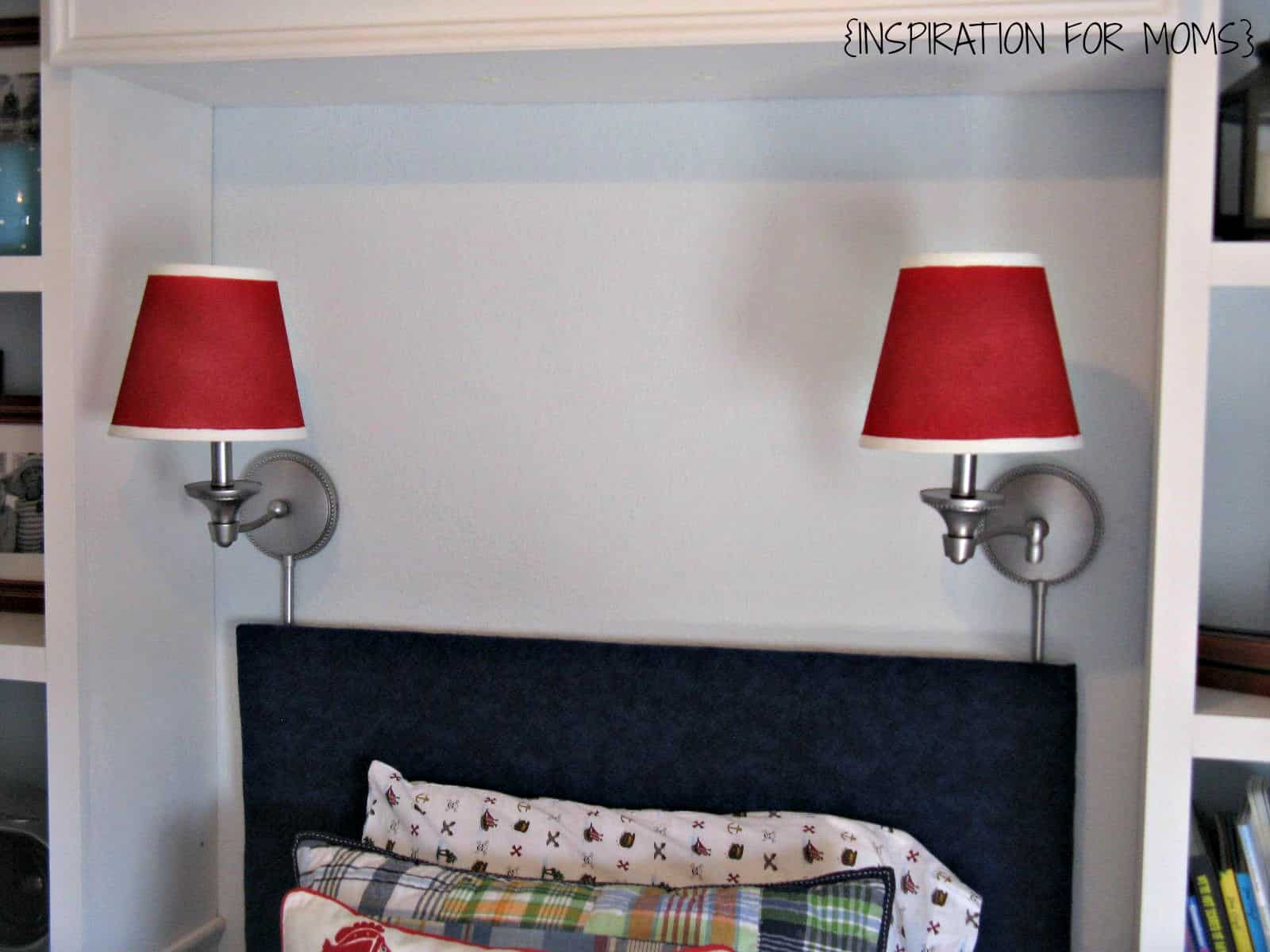How to paint lamp shades inspiration for moms aloadofball Gallery