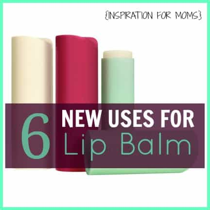 New Uses for Lip Balm