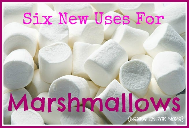 New Uses for Marshmallows