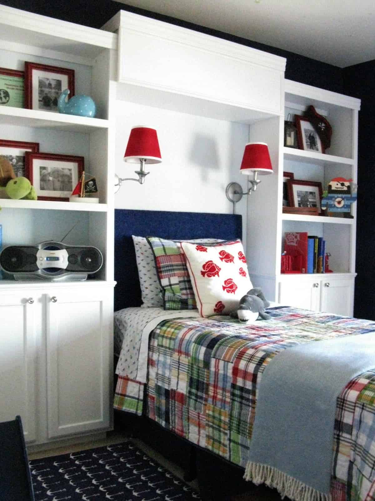 Big Boy Bedroom Makeover