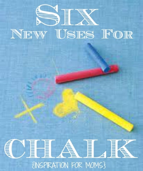 New Uses for Chalk