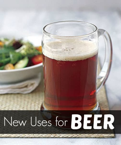 New Uses for Beer