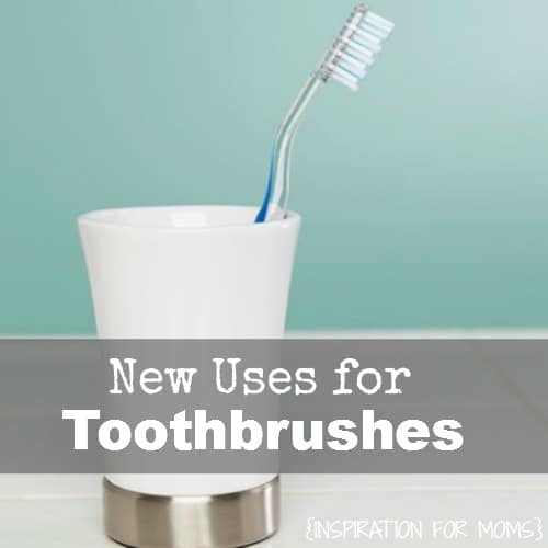 New Uses for Toothbrushes