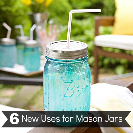 New Uses for Mason Jars