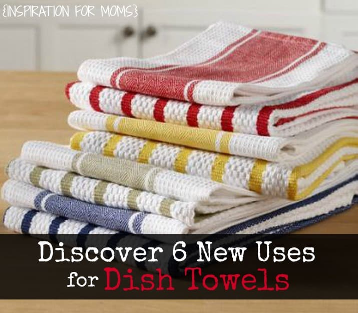 New Uses for Dish Towels