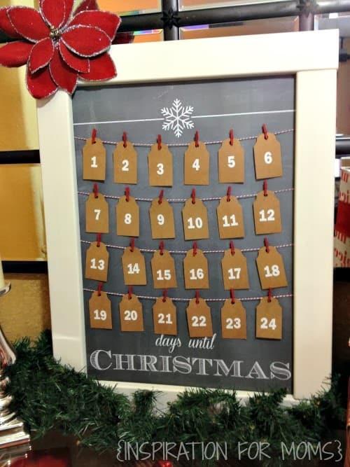 Diy christmas advent calendar inspiration for moms solutioingenieria Images