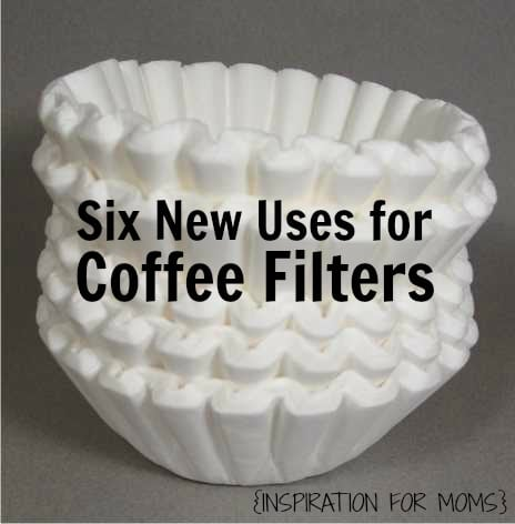 New Uses for Coffee Filters