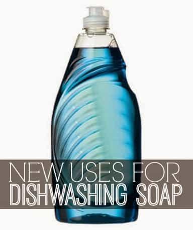 6 New Uses for Dishwashing Soap