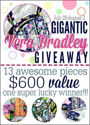 $600 Vera Bradley