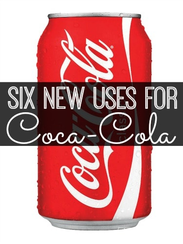six new uses for coca cola from inspiration for moms