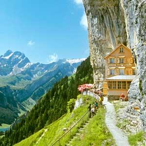 aescher-swiss alps