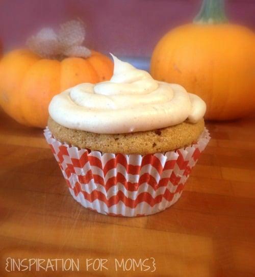 Pumpkin Cupcakes-2