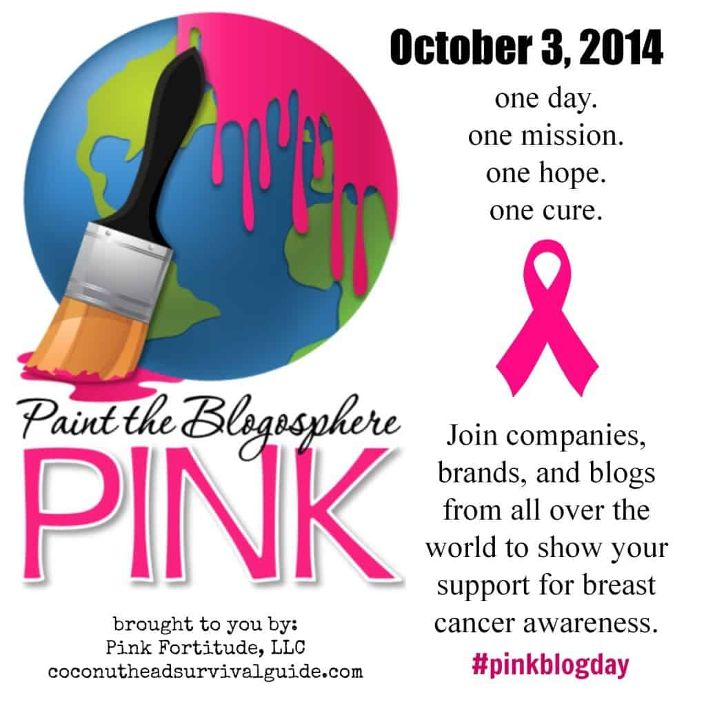 paint the blogosphere pink