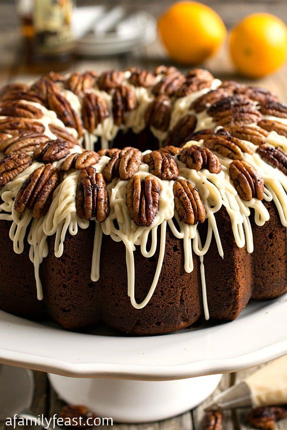 spiced-rum-cake