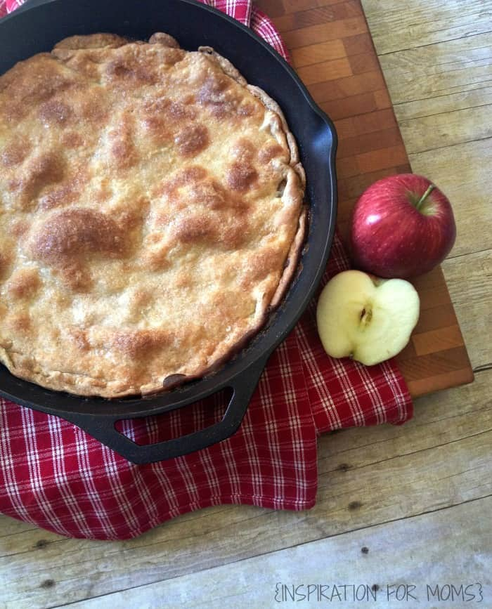 Easy-Skillet-Apple-Pie-2