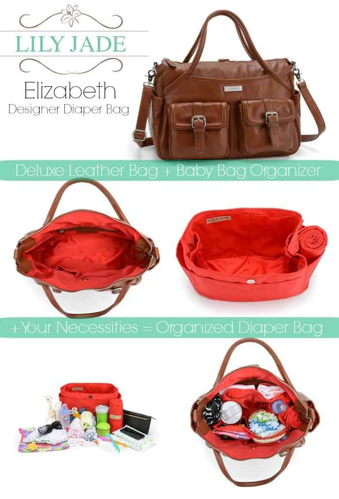 Lily Jade ~ The Ultimate Designer Diaper Bag