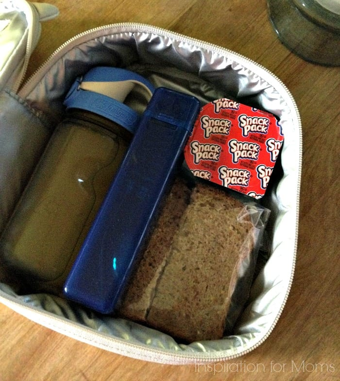 Snack Pack Lunch Box