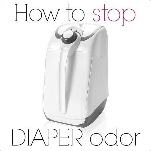 How To Stop Diaper Odor