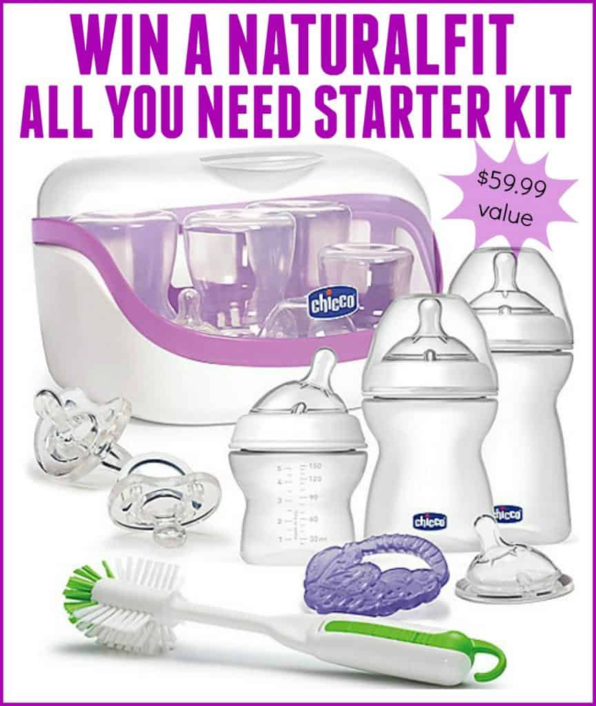Win a NaturalFit All You Need Starter Kit