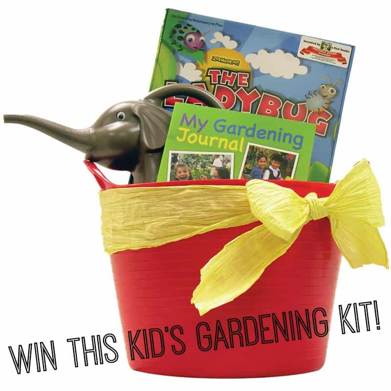 If your kids love to be outdoors, this gardening kit is a must have! Stop by and enter for your chance to win one! #TreeTopInc #RaisingGoodApples #PMedia #ad