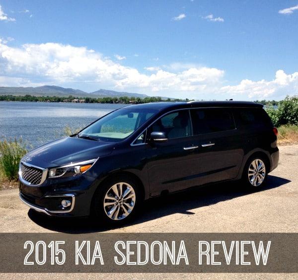 2015 Kia Sedona Review