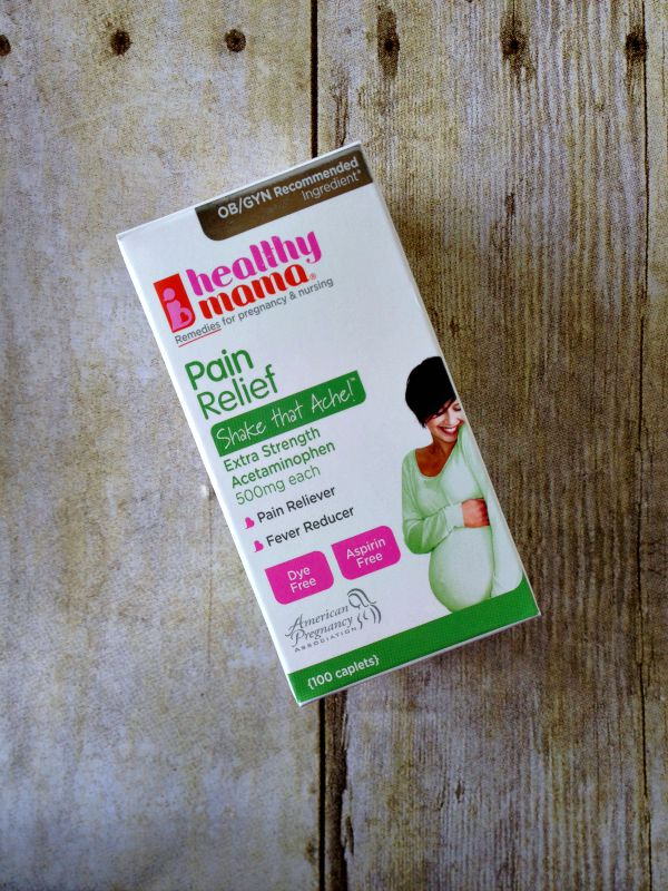 healthy mama pain relief