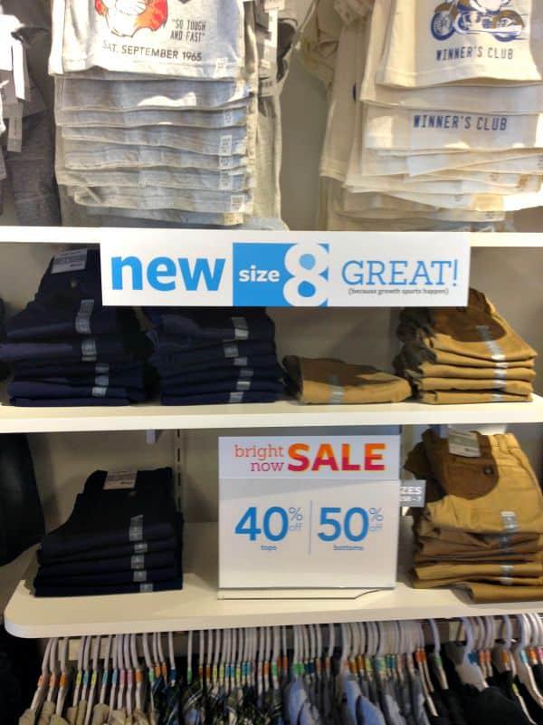 carters 8isGreat sale