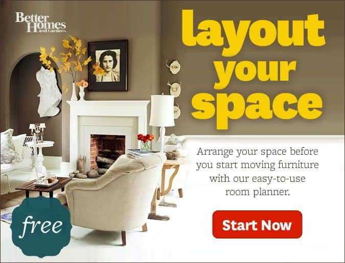 layout your space
