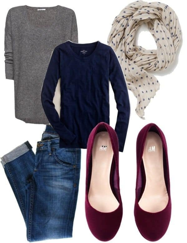 causual fall outfit