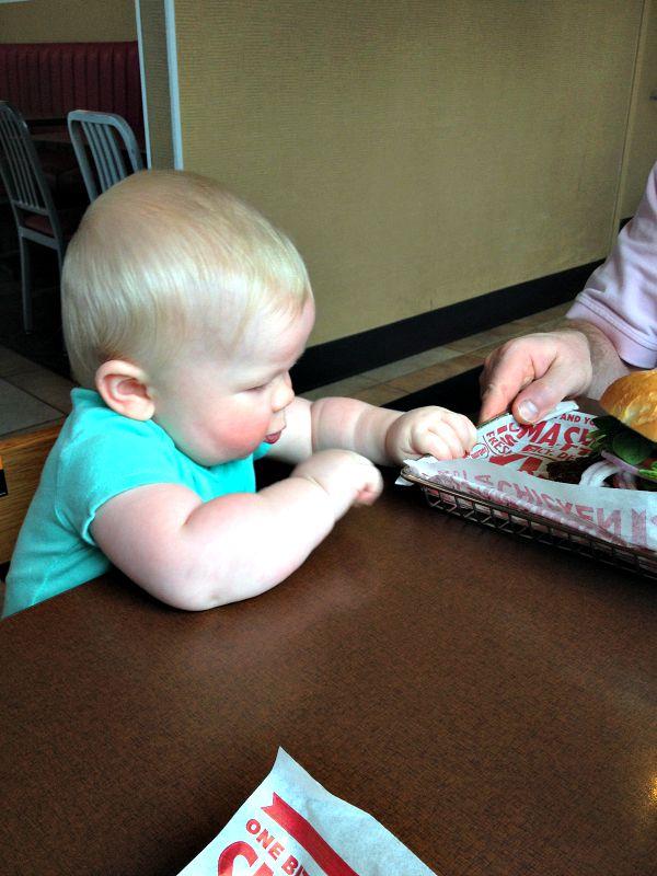 smashburger baby wants a meal