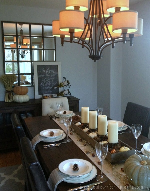 A Simple Thanksgiving Tablescape-LightsOn