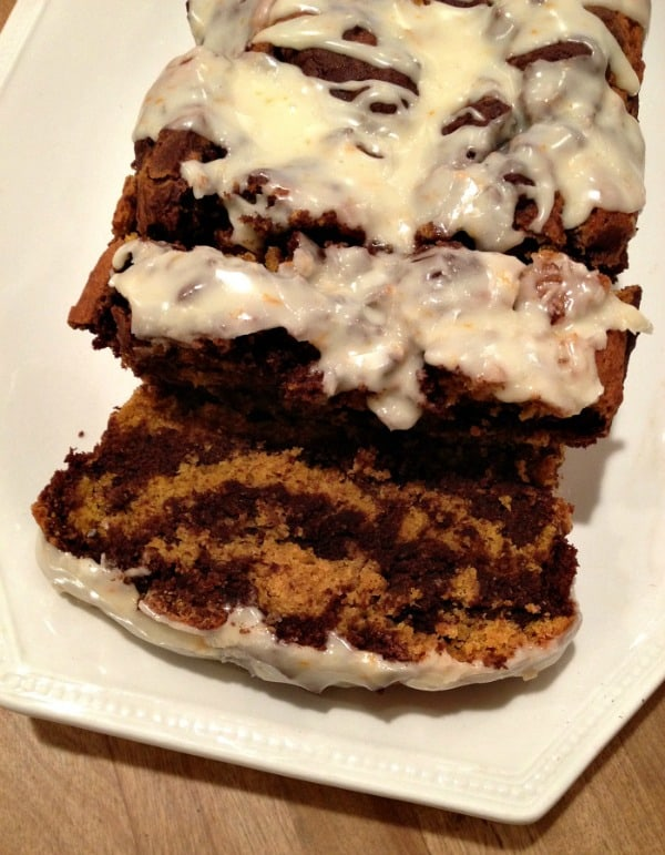 Dark-Chocolate-and-Pumpkin-Swirl-Cake-sliced-cake