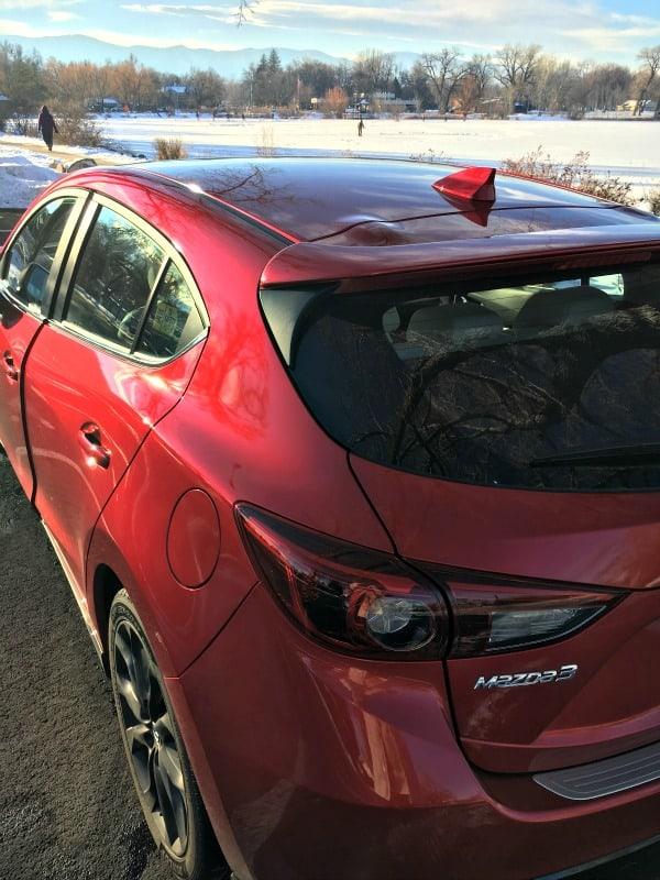 Mazda3 back