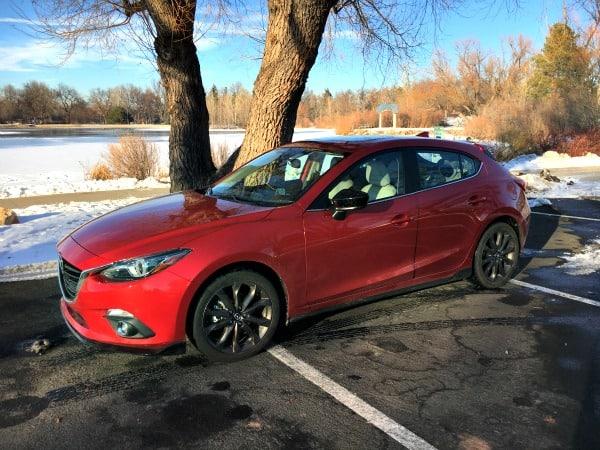 Mazda3 side