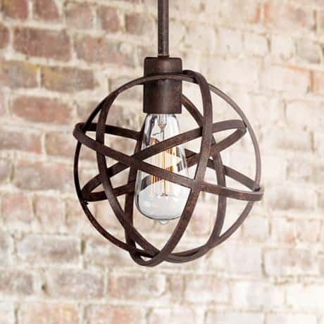 Industrial Edison Pendant light
