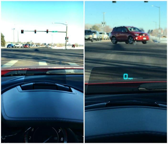 speedometer on Mazda3 pictures