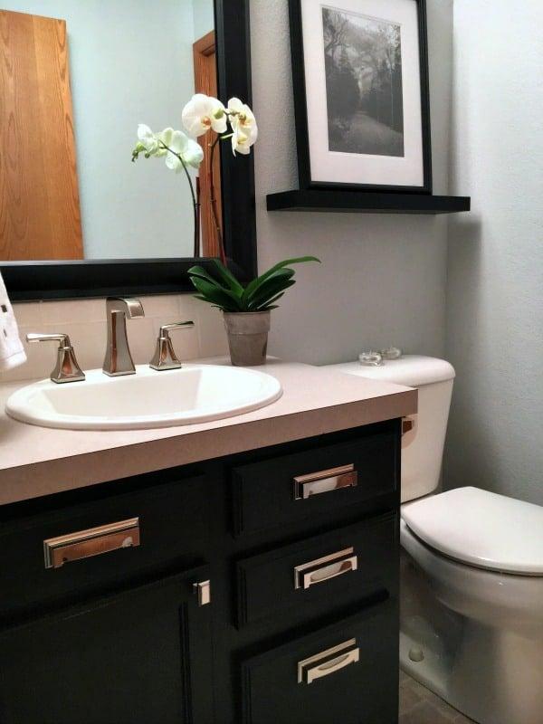 Half Bathroom Remodel