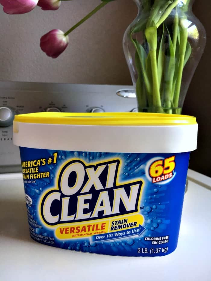 how to remove yellow stains from baby clothes with oxiclean