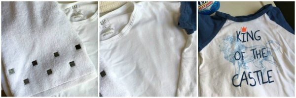 OxiClean - clean clothes with maxforce