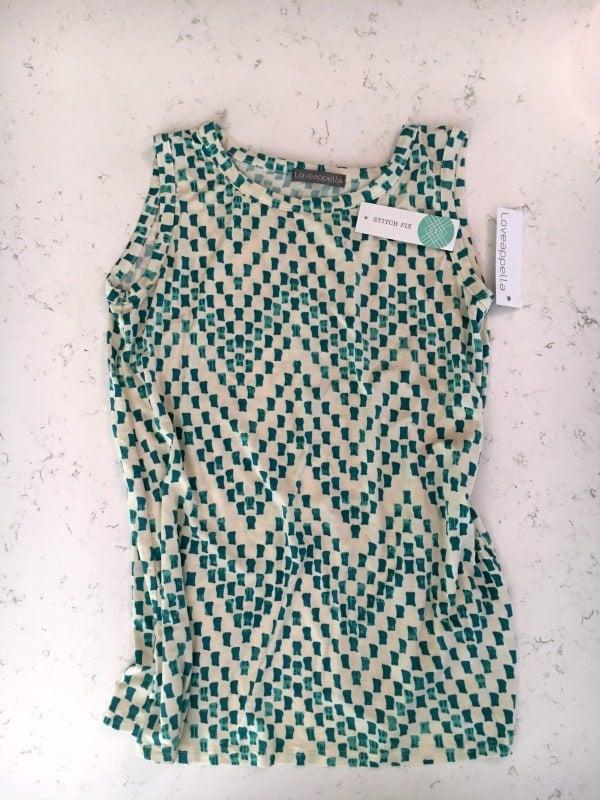 stitch fix tank shirt - kept