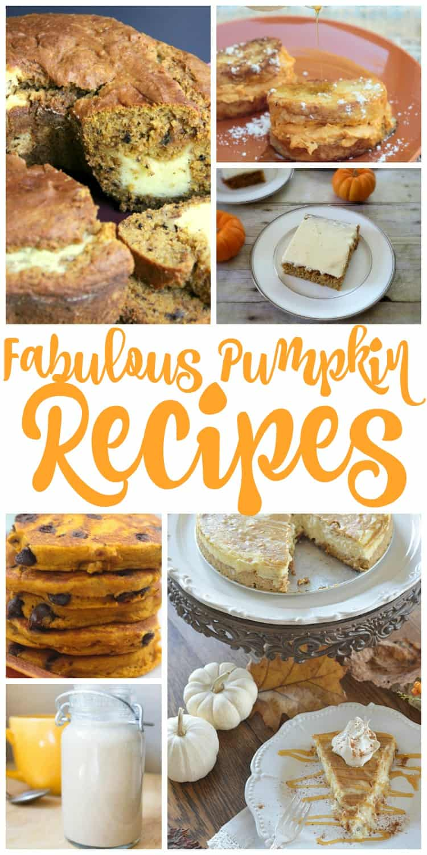 15 Fabulous Pumpkin Recipes