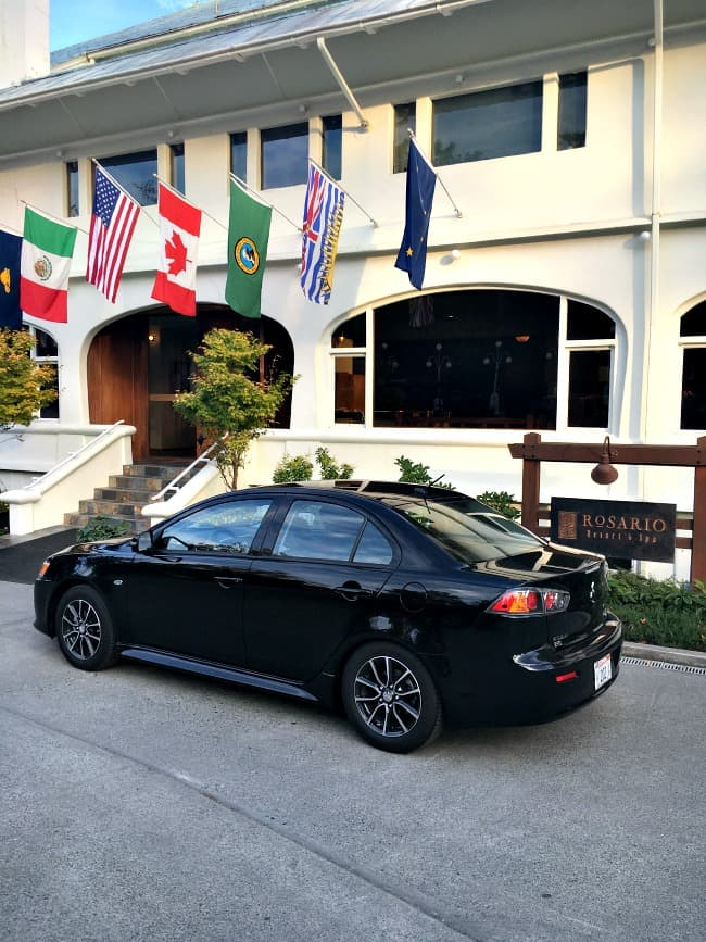 we-arrived-for-our-stay-at-the-rosarion-resort-and-spa-in-our-mitsubishi-lancer
