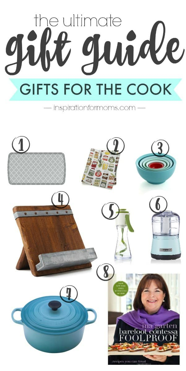 The Ultimate Gift Guide for the Cook