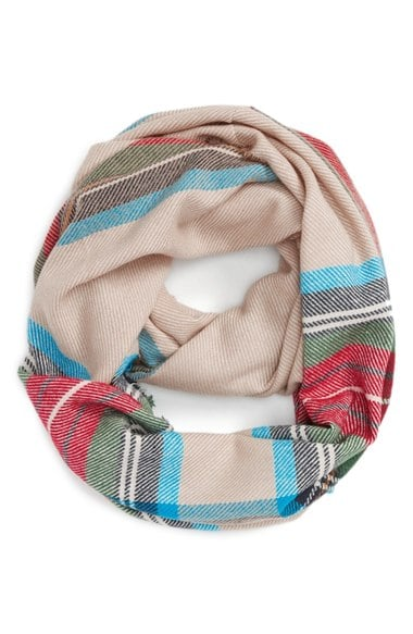 This ultimate gift guide for the lady has a great collection of gifts for any lady in your life, like this plaid scarf!