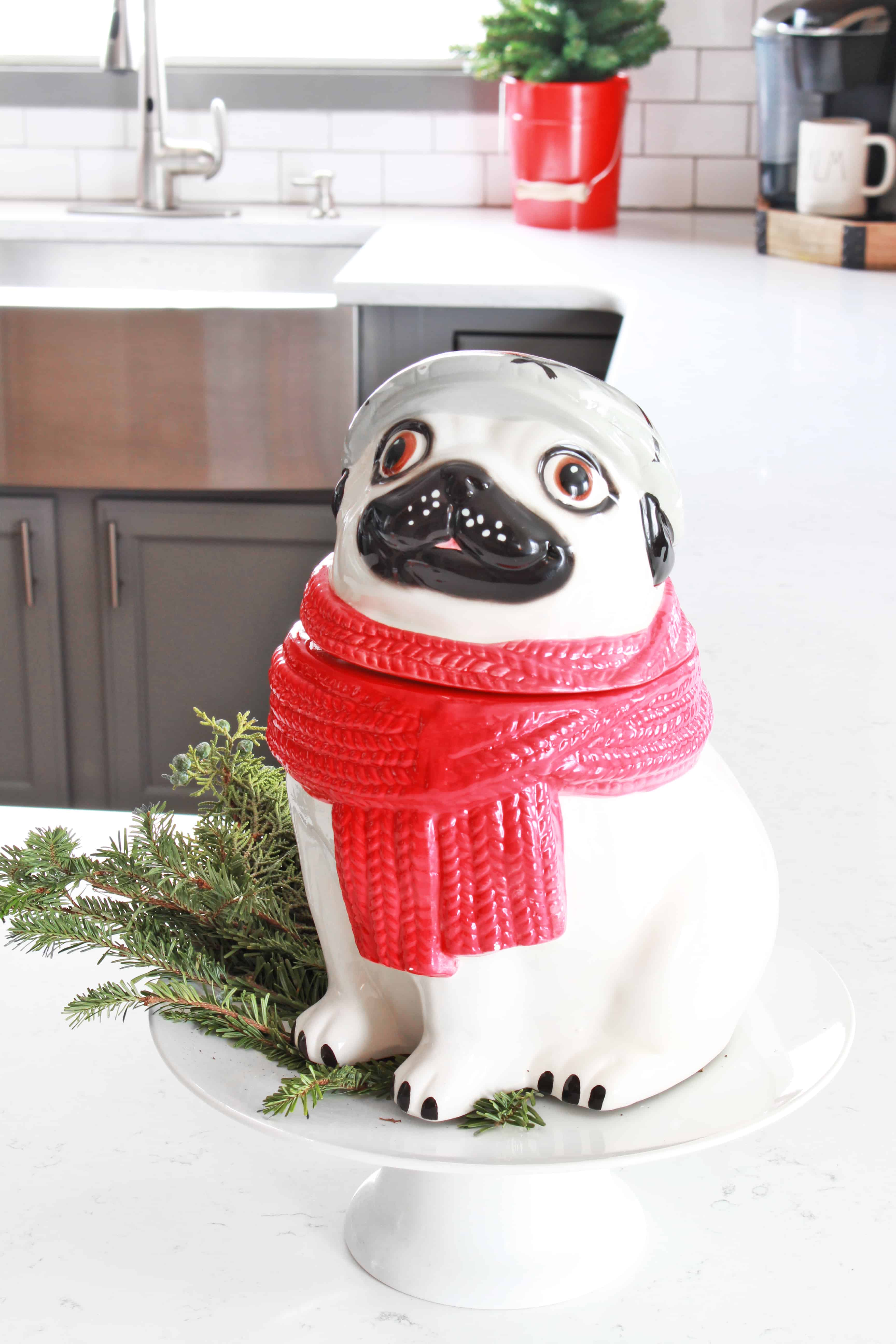 christmas-home-tour-kitchen-with-pug-cookie-jar-inspirationformoms