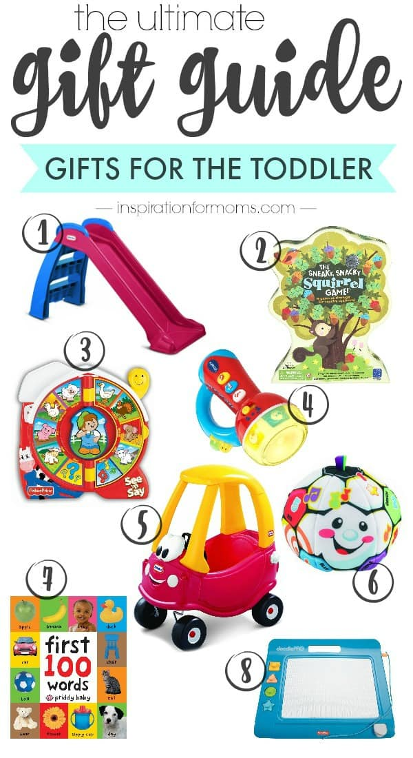 The Ultimate Gift Guide for the Toddler